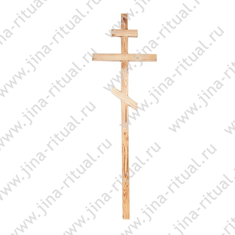 Крест сосновый обожженный
