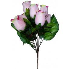 """Б009  Букет бутонов роз """"Бокал"""" 9г. 65см"""