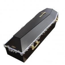 Гроб шестигранный ЛДСП