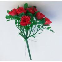 Букет роз пл 9г